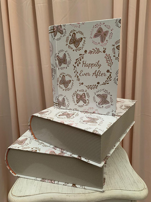 """Keep Safe """"Happily Ever After"""" Books"""