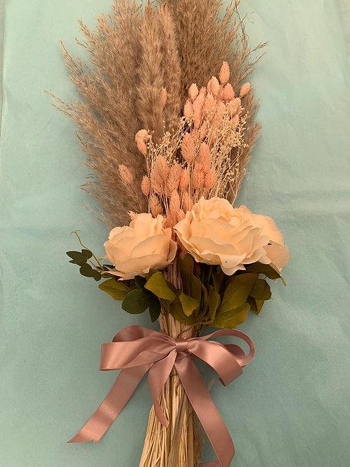 Dried / Silk Flower Gift Set