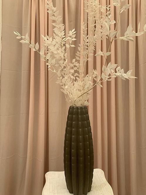 Mr Grey Ceramic Vase