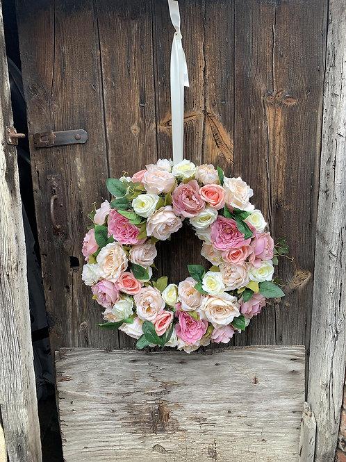 Spring/Summer Door Wreaths - Pink