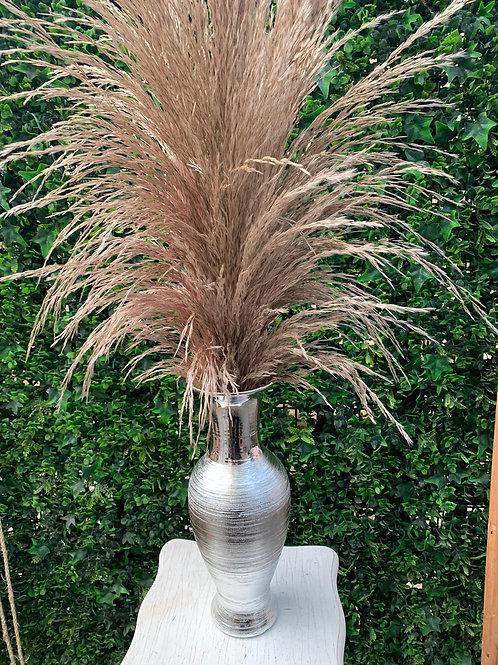 Silver Resin Vase