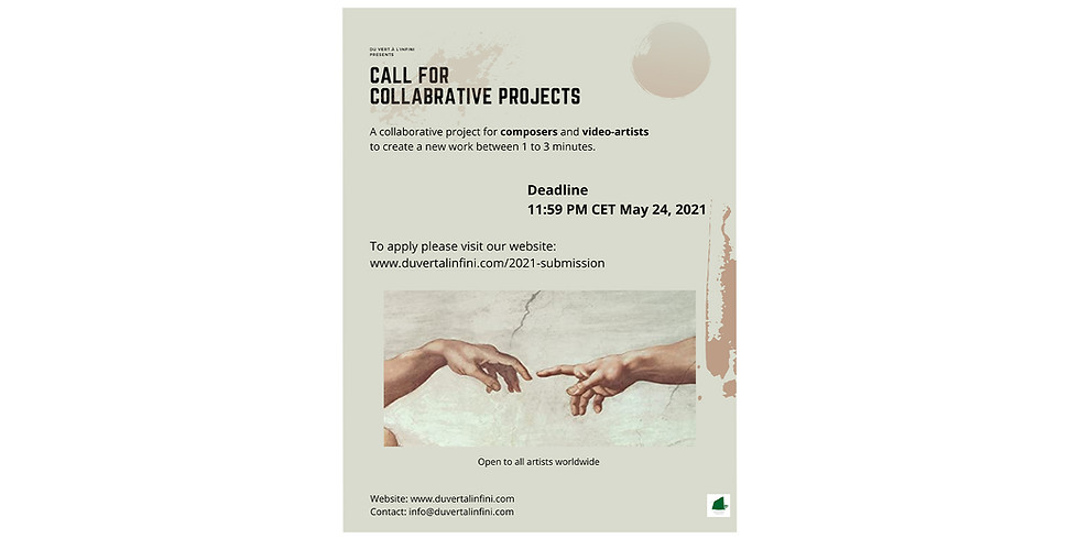 Call for Collaborative Projects 2021