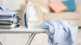 The Lost Process of Ironing