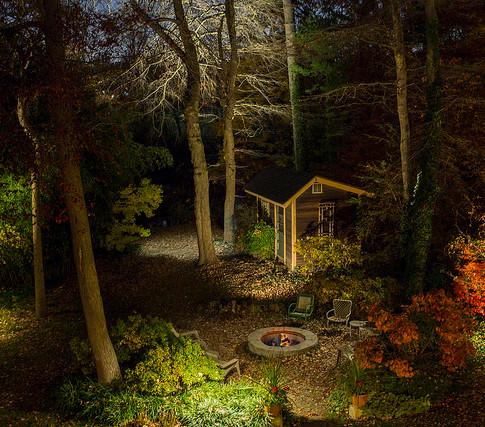 Autumn Forest Hideaway