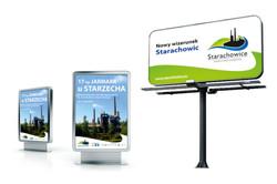 Citylight, cityboard - Starachowice