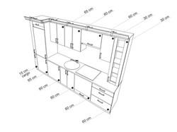 Różne projekty - Kuchnia 4