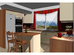 Różne projekty - Kuchnia 6