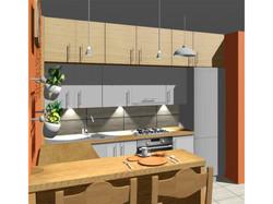 Różne projekty - Kuchnia 7