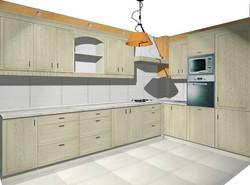 Różne projekty - Kuchnia 1
