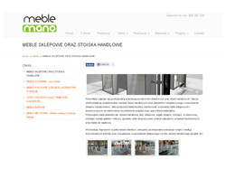 Strona internetowa mano meble