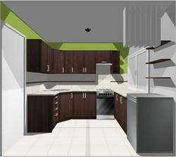 Różne projekty - Kuchnia 3