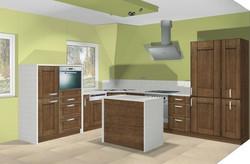Różne projekty - Kuchnia 2