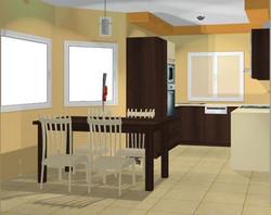 Różne projekty - Kuchnia 5