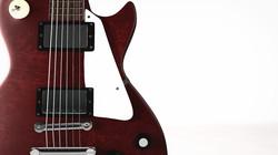 3D Guitar Render