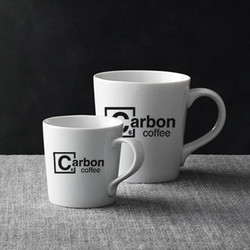 Carbon Coffee Logo Design