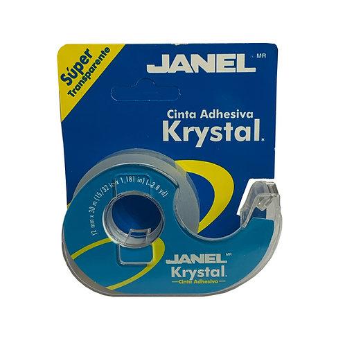 Cinta adhesiva Krystal