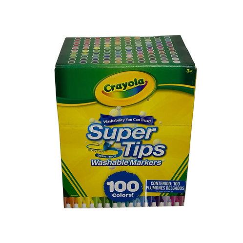 Super Tips Plumones Delgados
