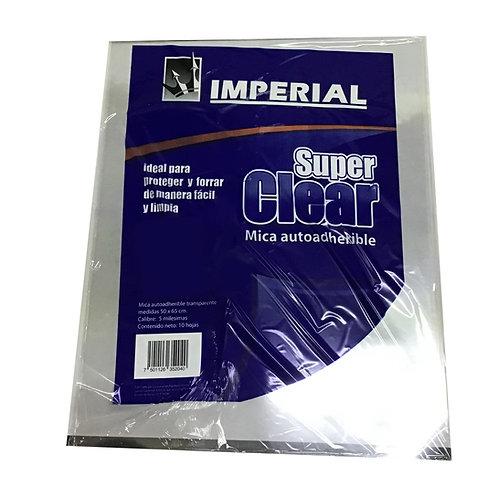 Super Clear Mica autoadherible