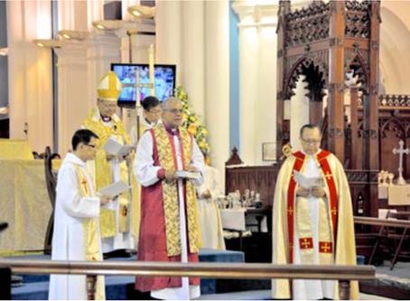 One Church – Catholic and Apostolic