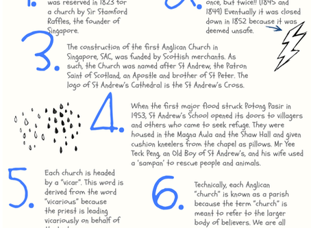 Anglicans: Did you know?