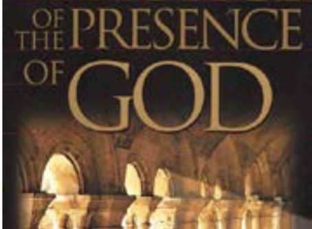 Book Review – The Practice of the Presence of God by Brother Lawrence