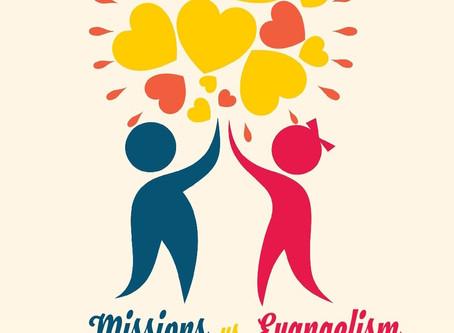 Missions vs Evangelism