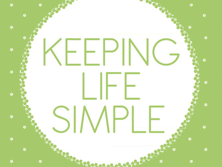 Book Review – Keeping Life Simple by Joyce Ewing Chow