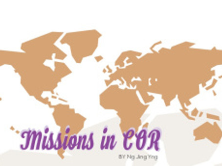 Missions in COR