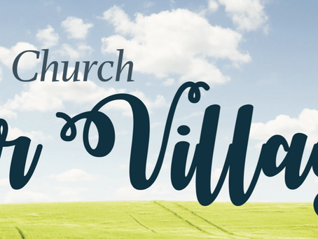 Is the Church Our Village?