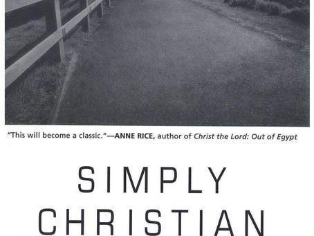 Book Review – Simply Christian by N.T. Wright