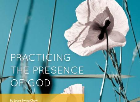 Practising the Presence of God
