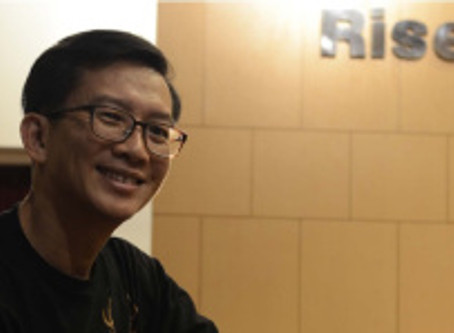 An Interview with Jeffrey Chua