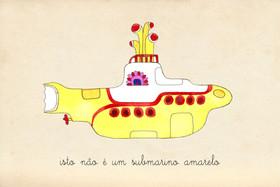 ceci n'est pa une yellow submarine