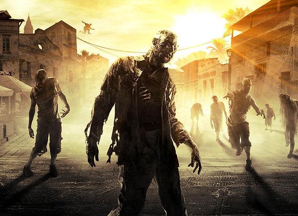 Zombie Escape Prop Bundle