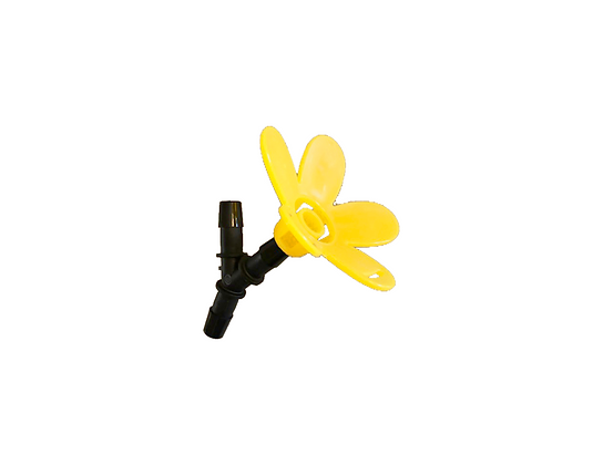 Replacement Outer Flower with Stem