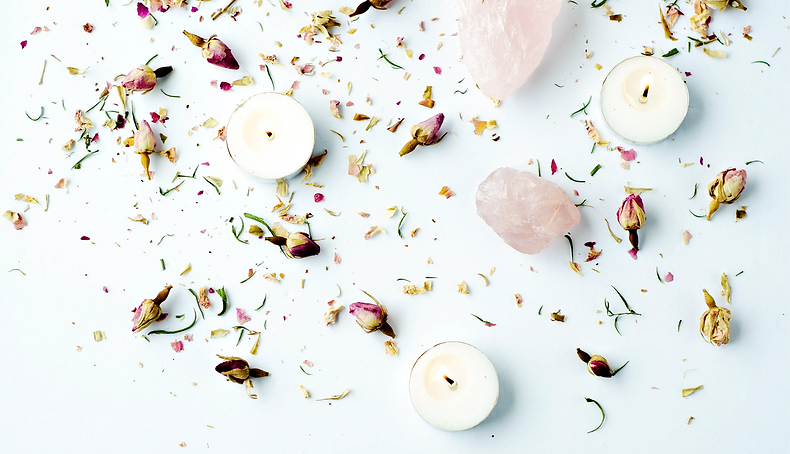 dried%20floral%20roses%20candles%20with%