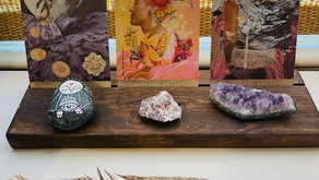 Full Moon in Aquarius Tarot Ritual