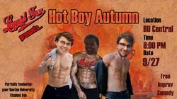 Hot Boy Autumn