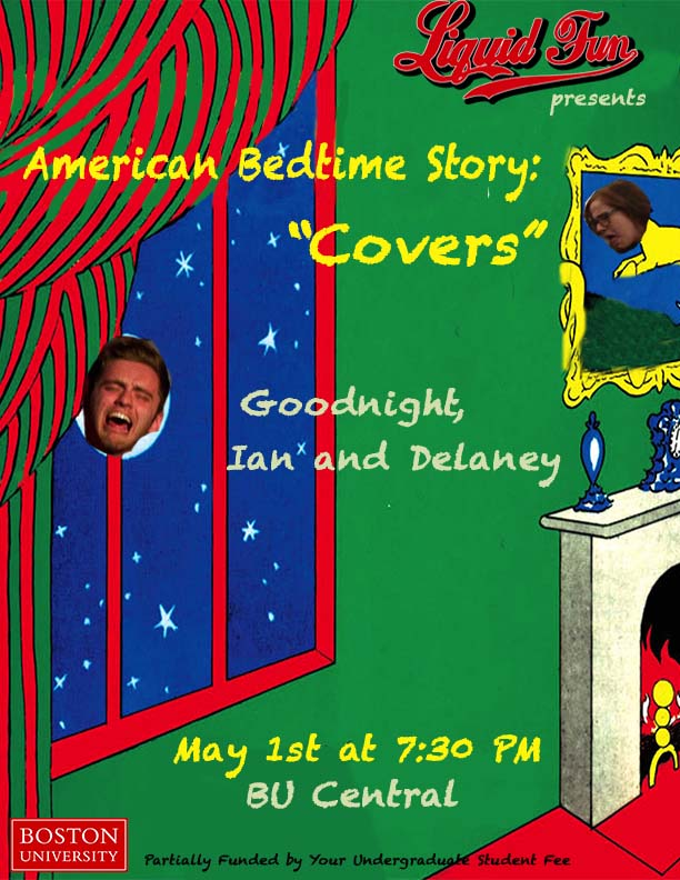 American Bedtime Story: Covers