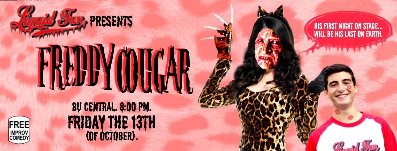 Freddy Cougar