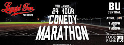 11th Annual Comedy Marathon