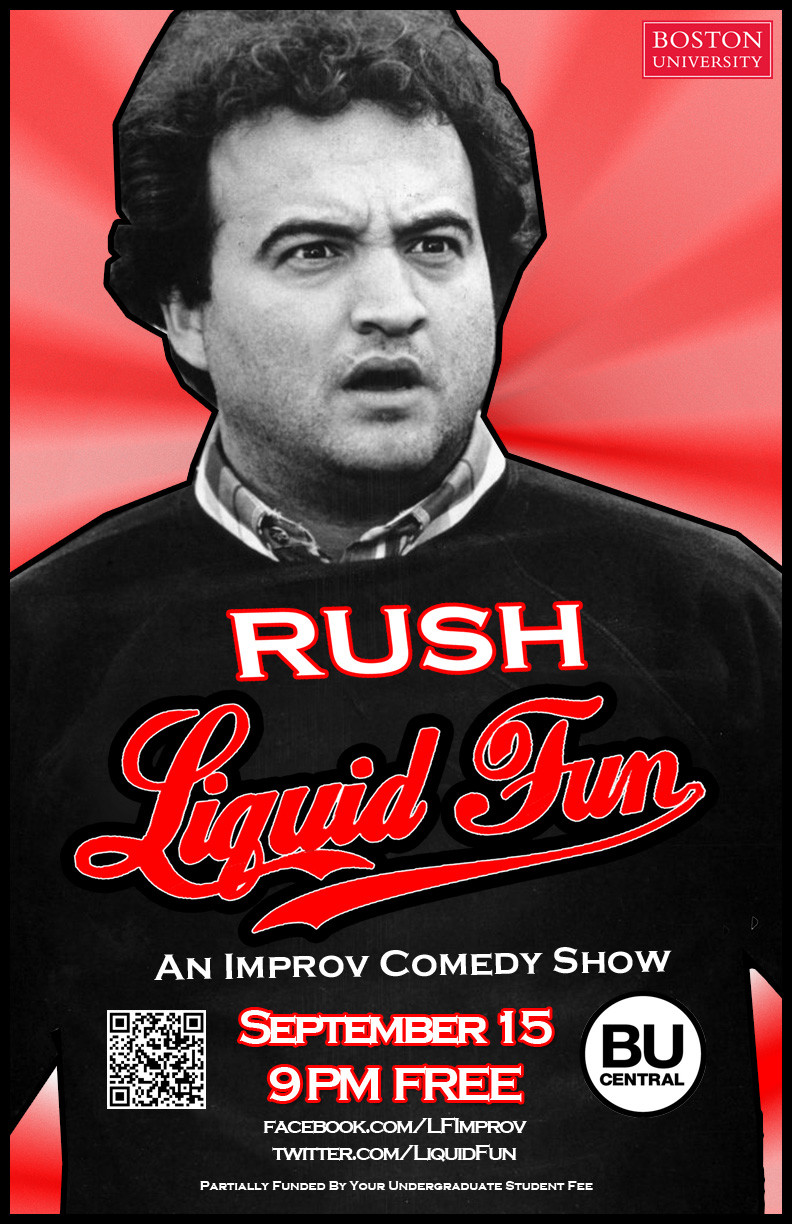 Rush Liquid Fun