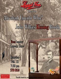 John Wilkes Kissing Booth