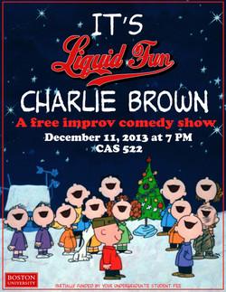 It's Liquid Fun, Charlie Brown