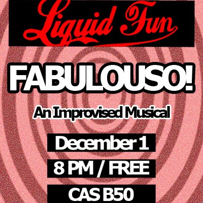 Fabuloso! An Improvised Musical