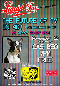The Future of TV in 4D