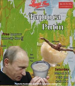 Tapioca Putin