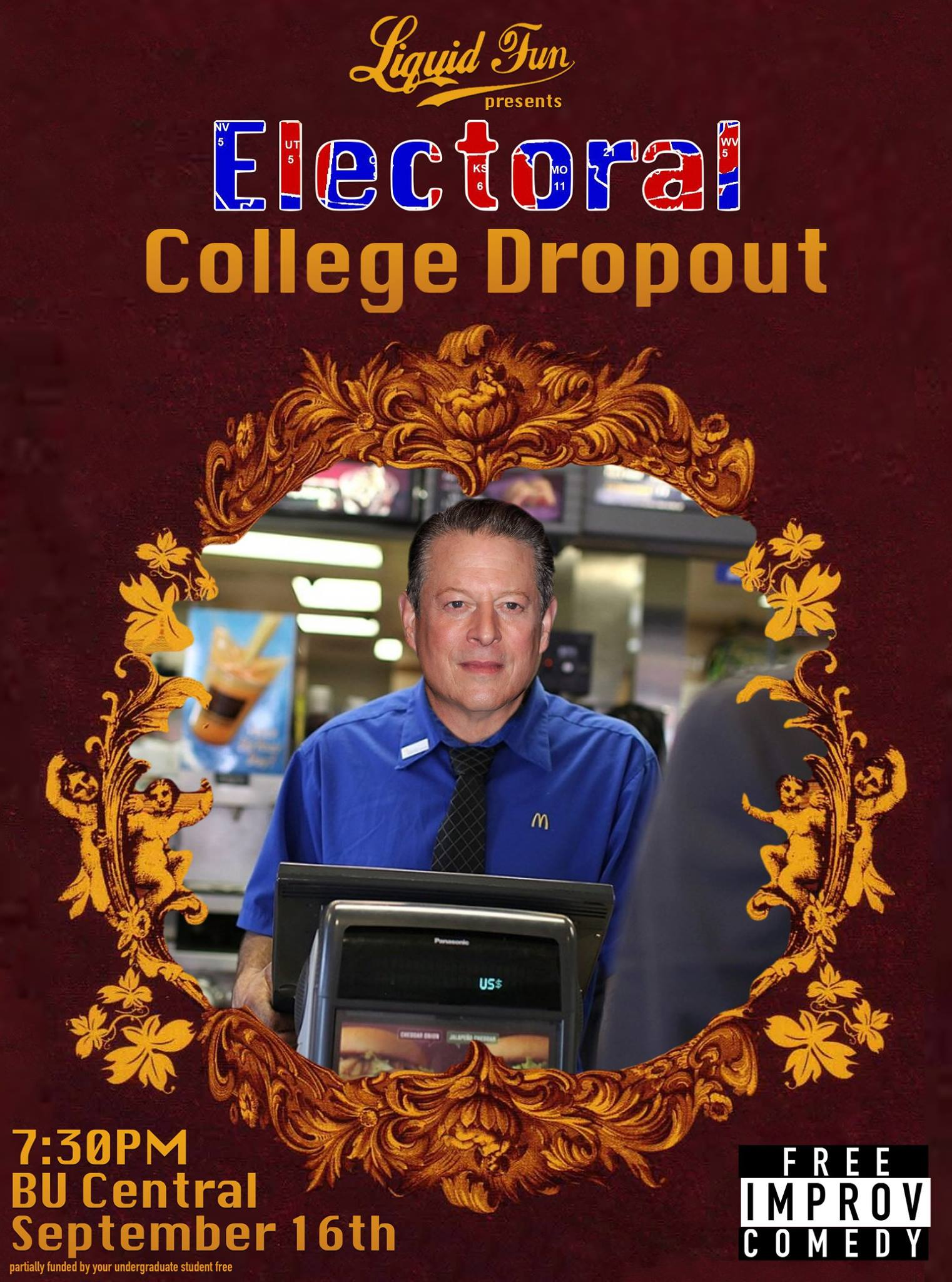 Electoral College Dropout
