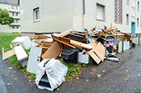 Curbside junk removal,kitchen cabinet hauling,carpet removal,tile removal, Post construction cleanout