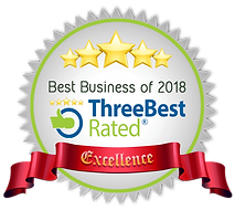 Beat Buisness Badge Of Excellence Award for best junk removal company in Largo Florida